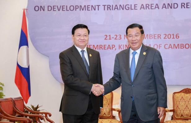 hun-sen-lao-prime-minister